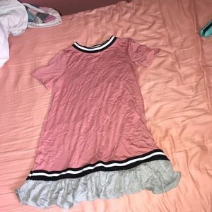 Gb girl pink dress